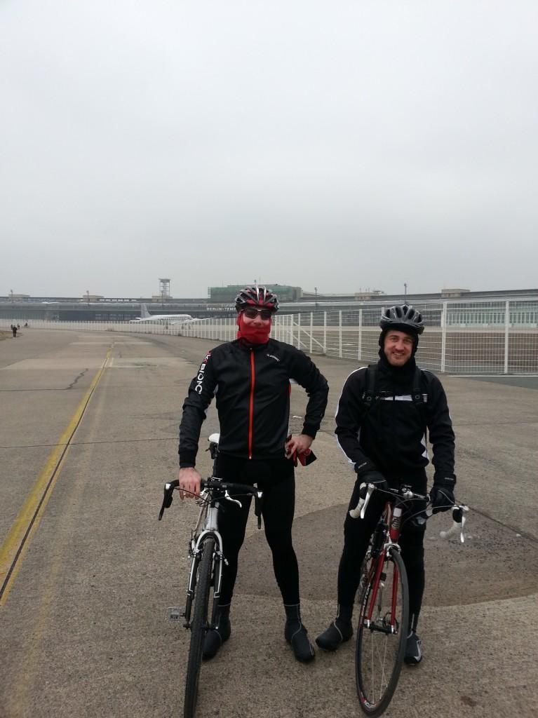 Aufsfahrt Tempelhof