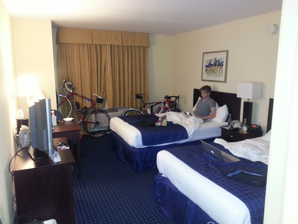 Tag 6 - Best Western Annapolis