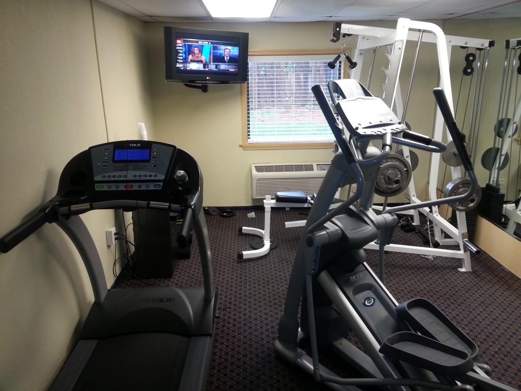 Tag 7 - Gym
