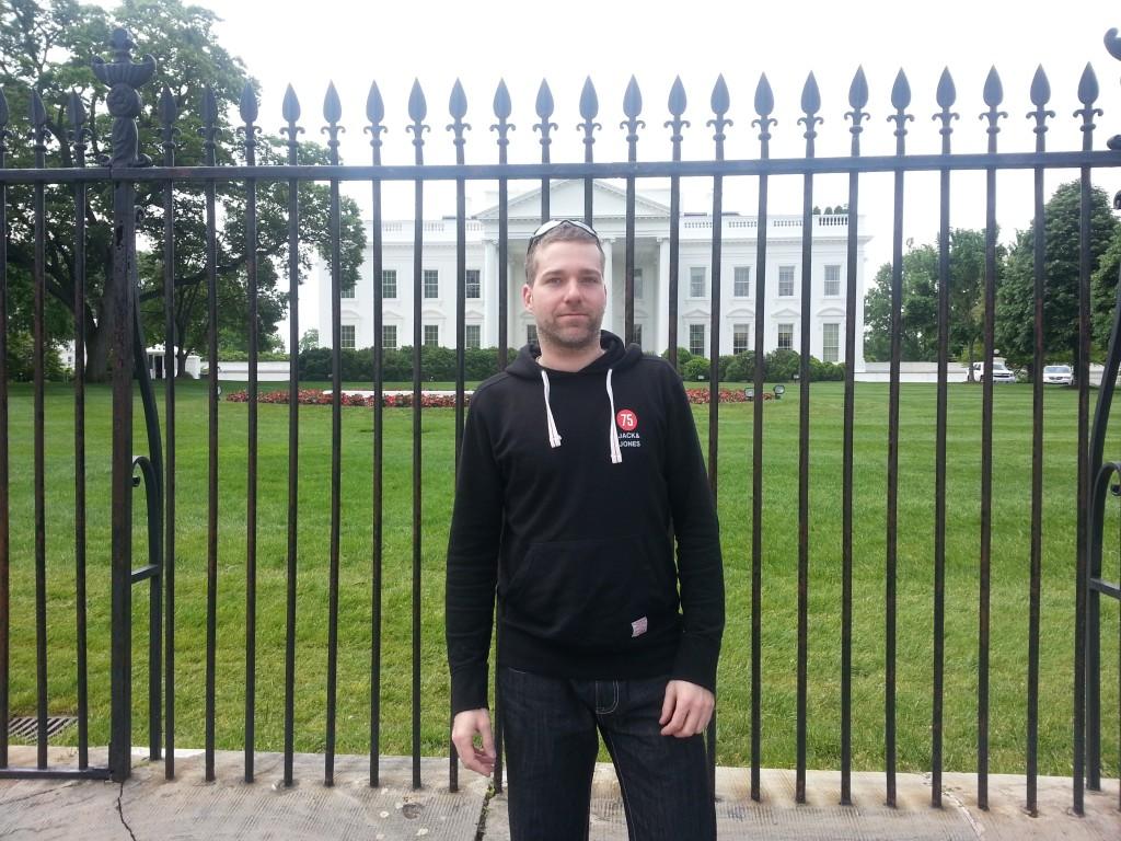 Tag 8 - Washington White House 2