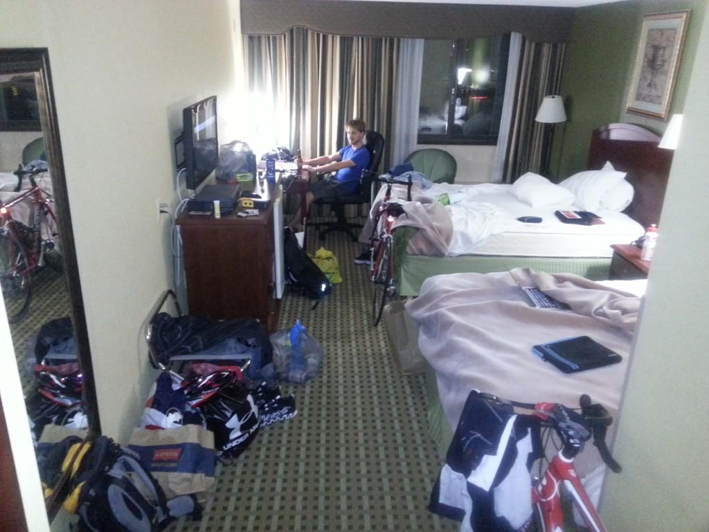 Tag 11 - Zimmer Ramada