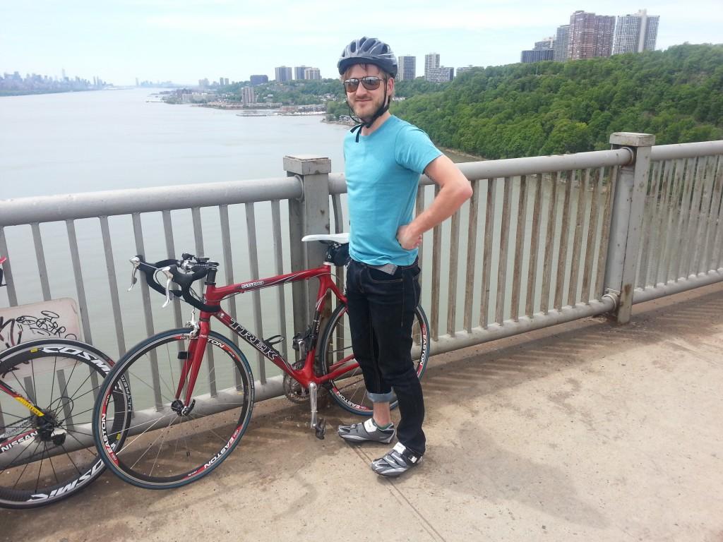 Tag 17 - NYC George Washington Bridge 1