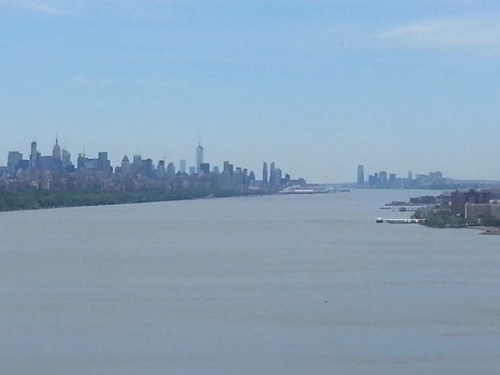 Tag 17 - NYC George Washington Bridge 2