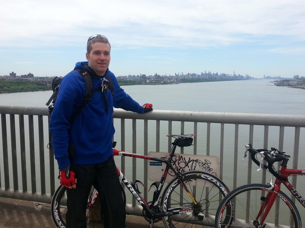 Tag 17 - NYC George Washington Bridge 4