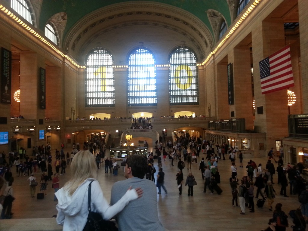 Tag 17 - NYC Central Station 1
