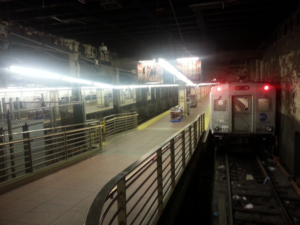 Tag 17 - NYC Central Station 2