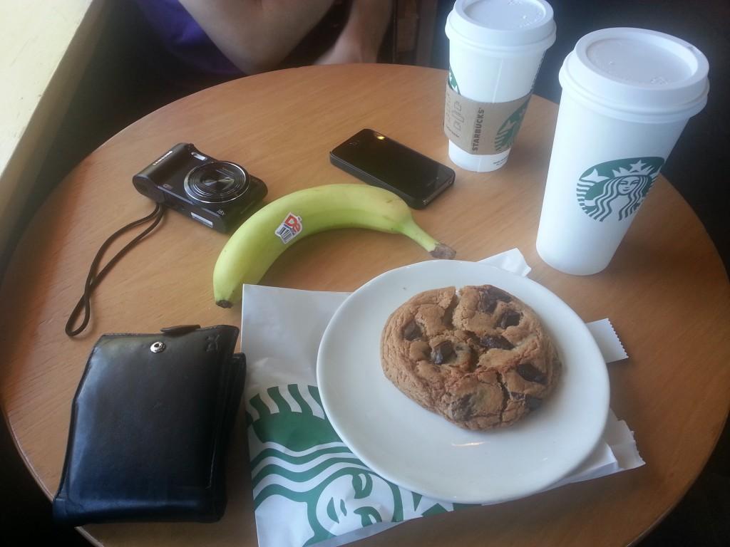 Tag 4 - Frühstück