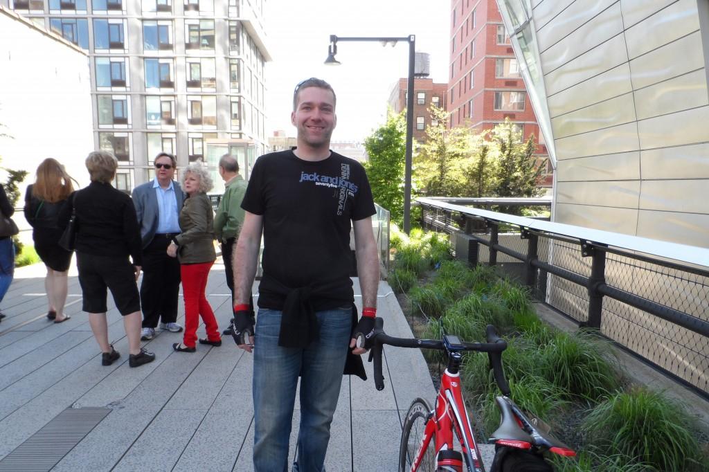 Tag 3 - High Line 1