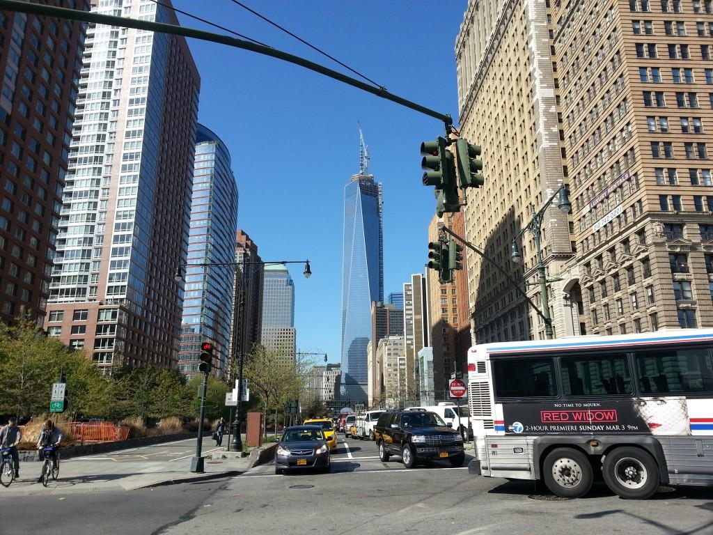 Tag 3 - Liberty Tower