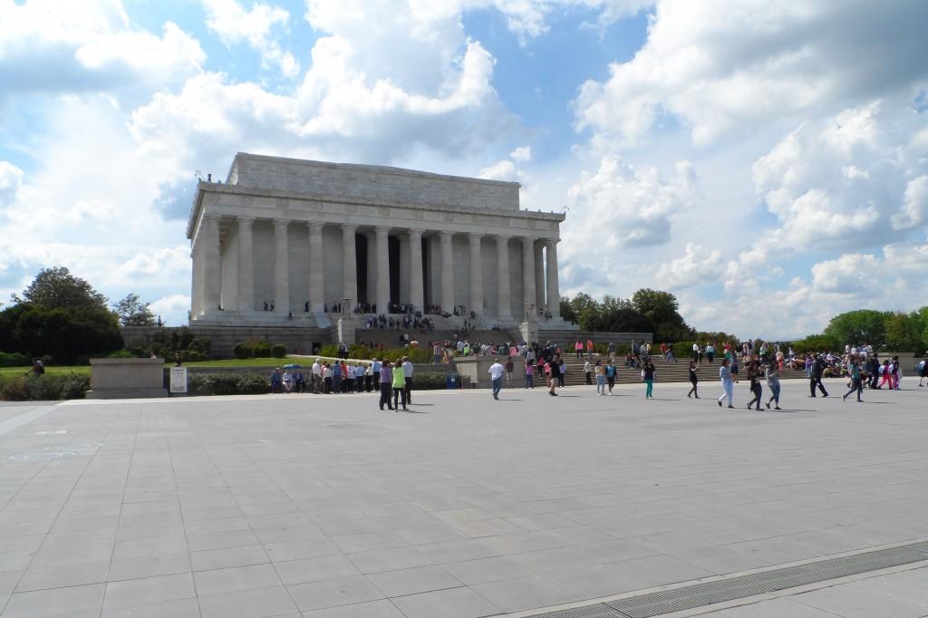Tag 8 - Lincoln Memorial