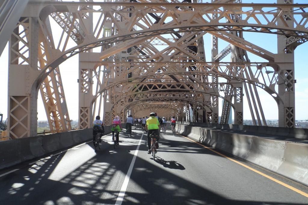 Tag 5 - Pulaski Bridge