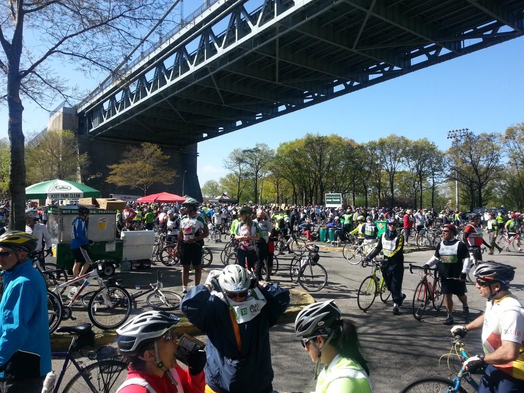 Tag 5 - Queensboro Bridge 1